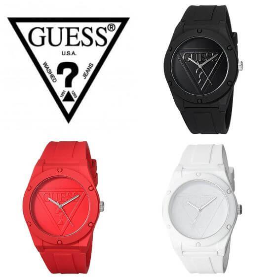 שעון יד GUESS Iconic לנשים במבחר צבעים