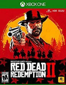 """המשחק Red Dead Redemption 2 גם ל PS4 וגם ל XB1 אמזון ארה""""ב"""