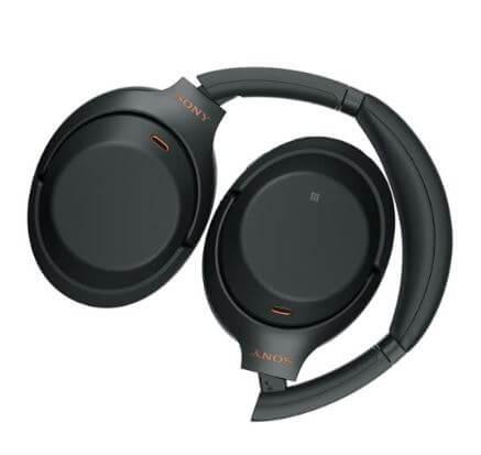 אוזניות אלחוטיות Sony WH-1000XM3 עם ביטול רעשים אקטיבי