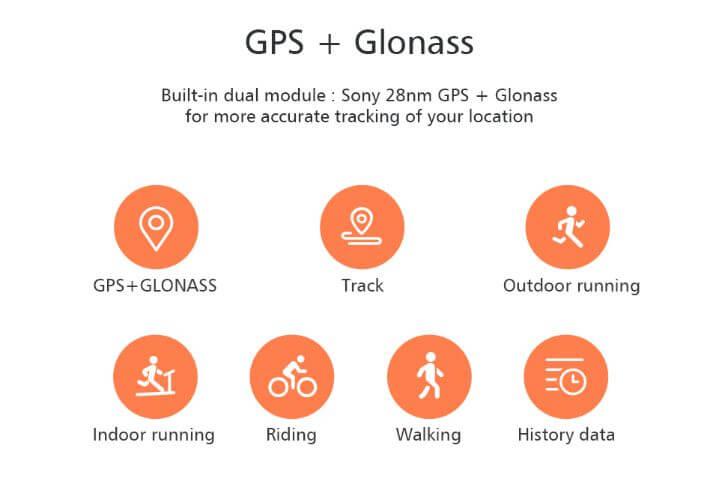 Xiaomi Huami Amazfit Bip שעון חכם של שיאומי- גירסא בינלאומית