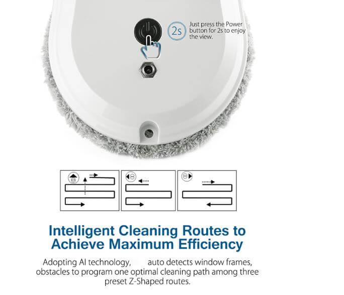 מנקה חלונות רובוטי LIMABEAN
