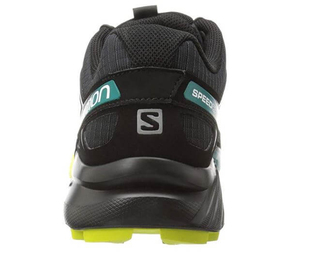 נעלי ריצה Salomon Speedcross 4 לגבר צבע שחור-צהוב