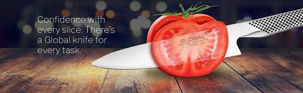 סכין שף 6 אינץ' Global G-58