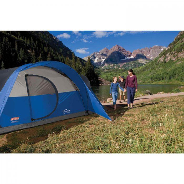 אוהל Coleman Montana ל 8 אנשים קולמן
