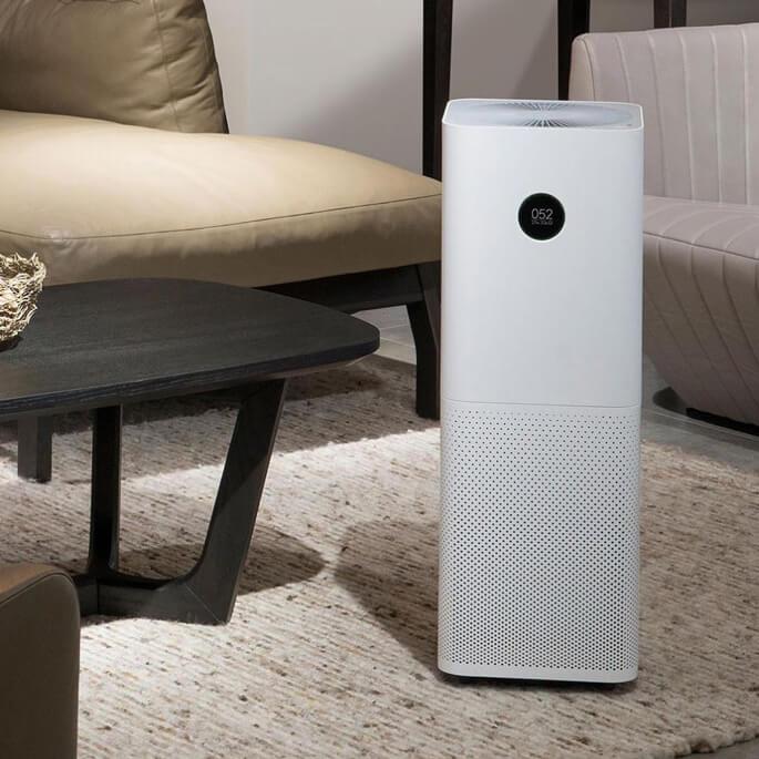 מסנן אוויר חכם Xiaomi Mi Air Purifier pro