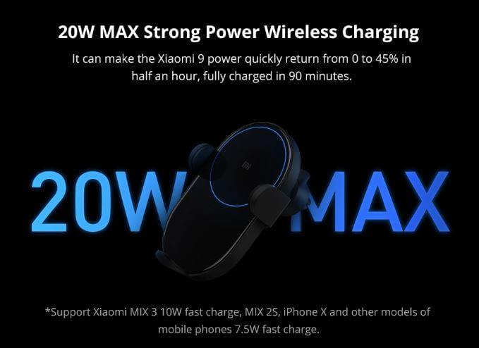 Xiaomi Mi WCJ02ZM מעמד סמארטפון