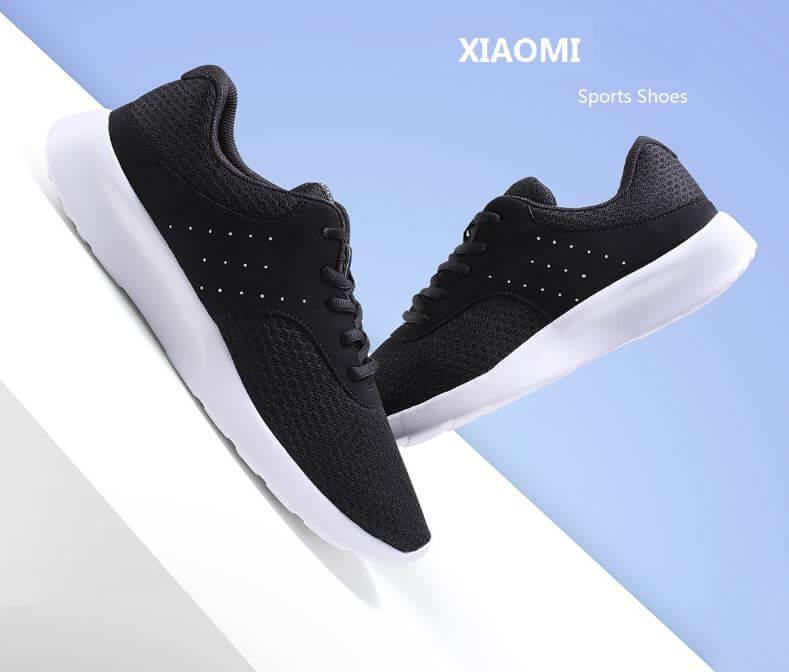 נעלי Xiaomi לגבר צבע שחור