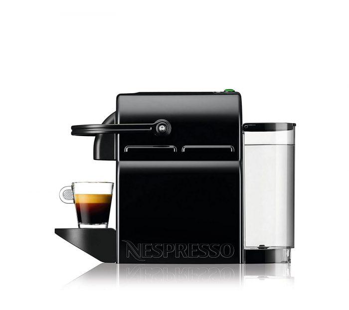 מכונת קפה Nespresso Inissia כולל מקציף