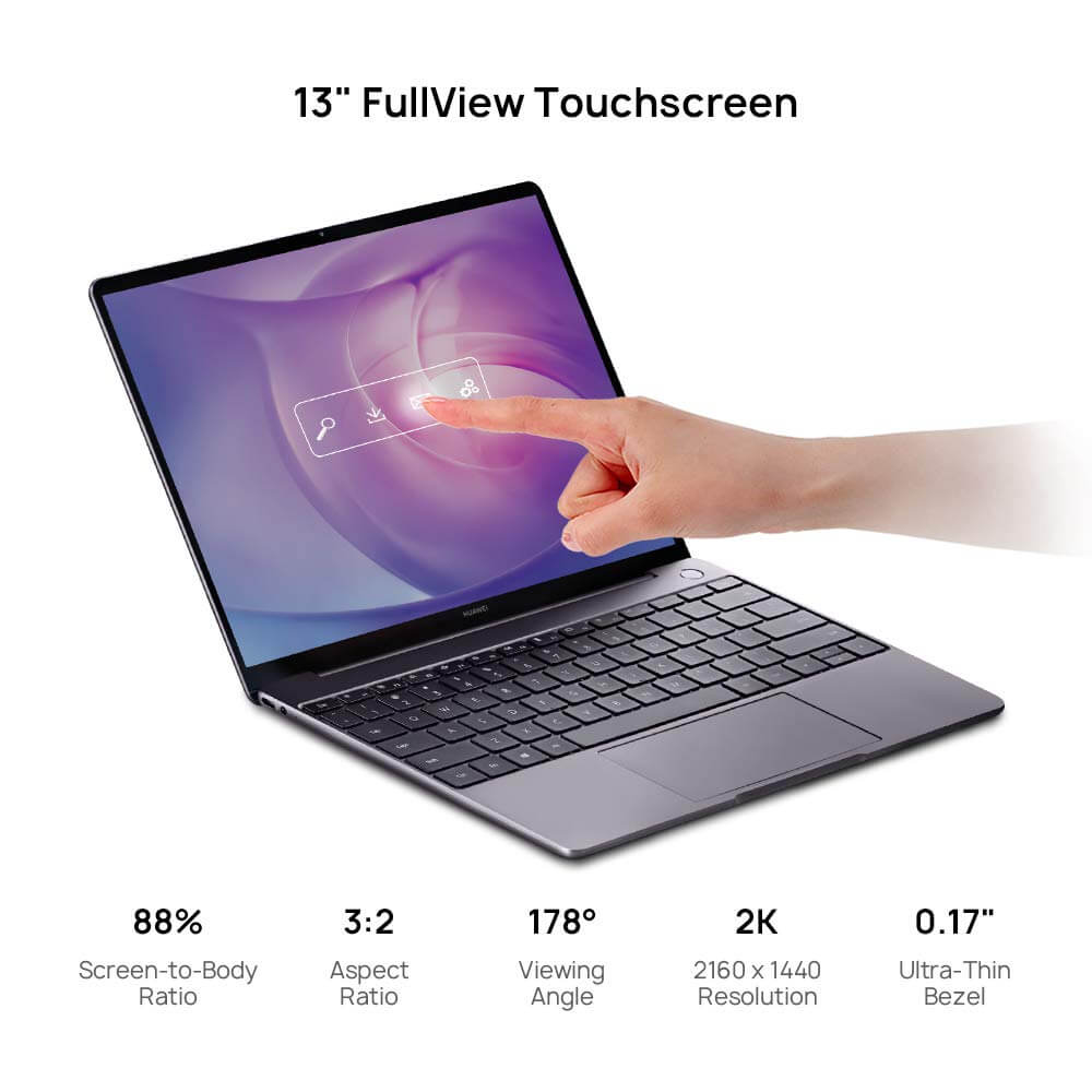 Huawei Matebook מחשב נייד