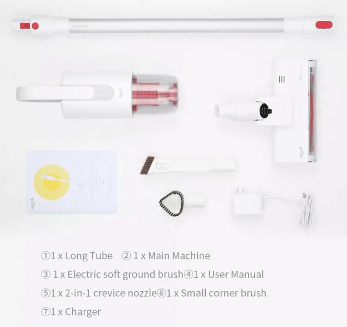 שואב אבק Xiaomi Deerma VC20 שיאומי