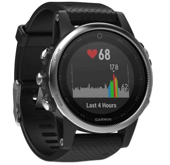שעון ספורט Garmin Fenix 5S גרמין