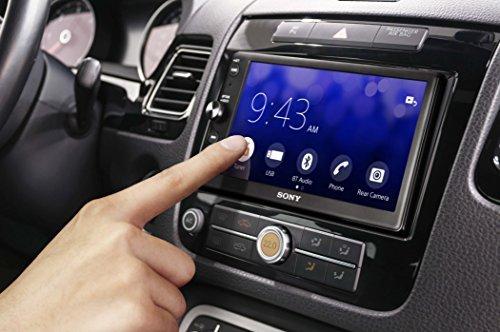 מערכת שמע לרכב Sony XAV AX100 דאבל דין