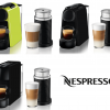 מכונת קפה Nespresso Essenza Mini כולל מקציף
