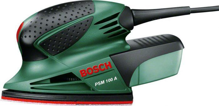 מלטשת Bosch PSM 100 A Multi-Sander בוש