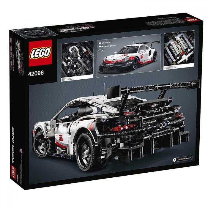 LEGO 42096 Technic Porsche 911 אמזון בריטניה