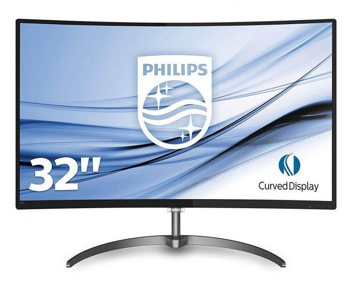 מסך מחשב Philips 328E8QJAB5 31.5 אינטש פיליפס