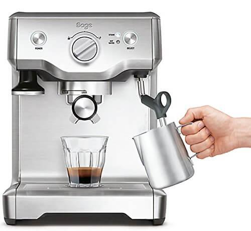 מכונת קפה מקצועית Sage BES810BSS