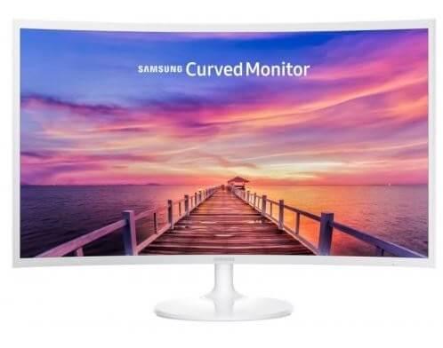מסך מחשב קעור Samsung C32F391FW 32'' LED VA