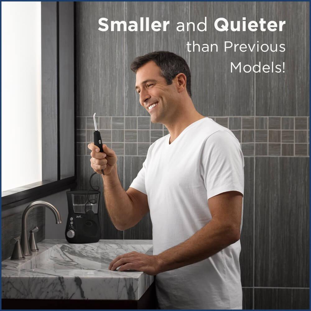 Waterpik WP-662UK Ultra Professional מכשיר ניקוי בסילון לפה ולחניכיים