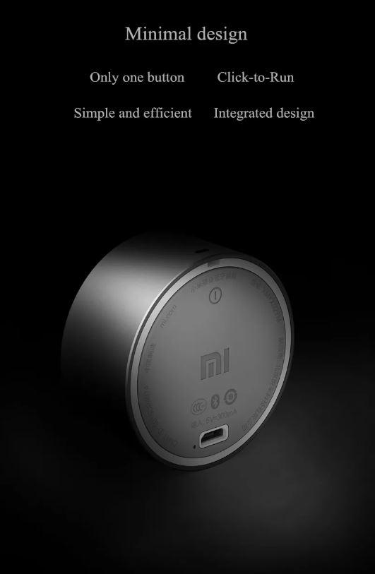 רמקול בלוטוט' Xiaomi קטן ואיכותי