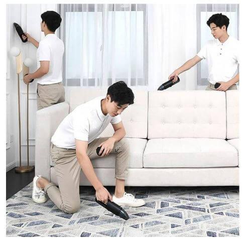 Xiaomi Cleanfly שואב אבק ידני מבית שיאומי