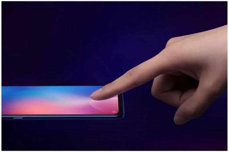 סמארטפון Xiaomi Mi9 דגם 6GB 64GB רום גלובלי