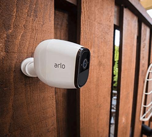 Arlo Pro מערכת אבטחה