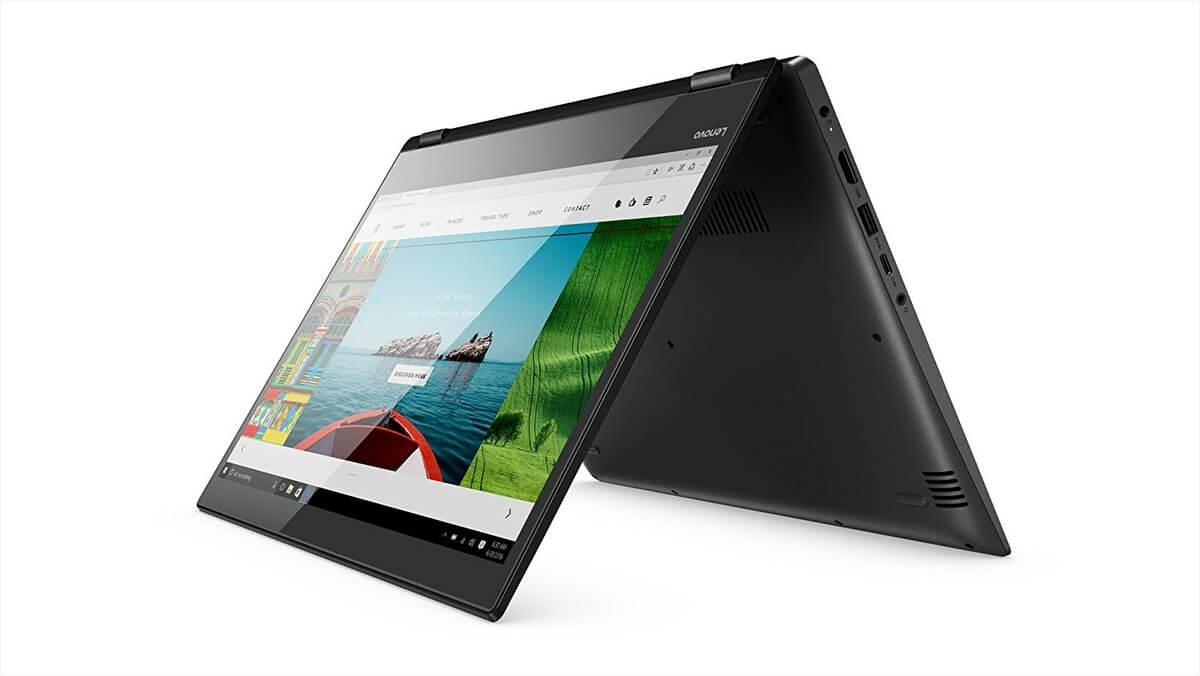 """מחשב נייד Lenovo Flex 5 מסך מגע 15.6"""" 4K זיכרון 16GB דיסק קשיח 512GB SSD מעבד אינטל i7-8550U -מעודפים"""