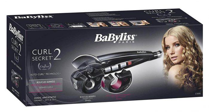 מסלסל שיער BaByliss C1300