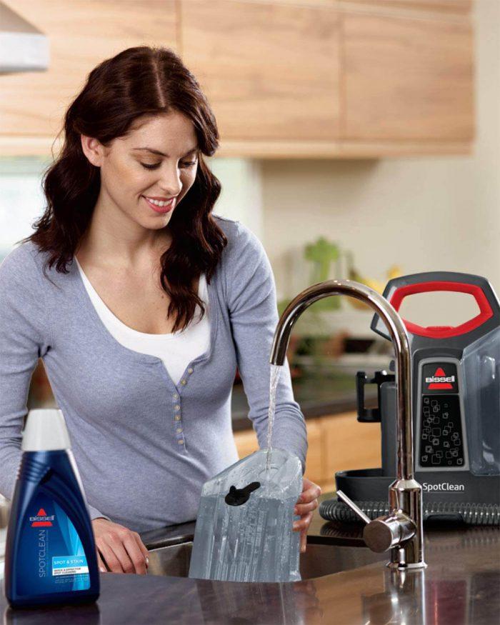 מנקה שטיחים Bissell 36981