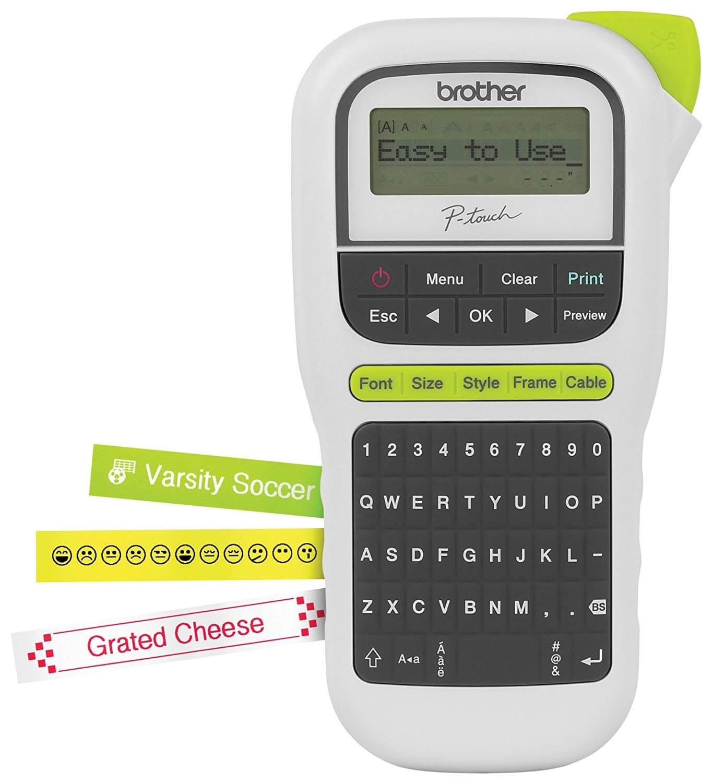 מדפסת תוויות Brother P-touch PTH110