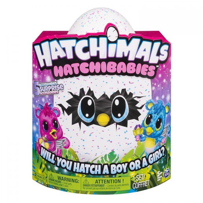 ביצת Hatchimals HatchiBabies