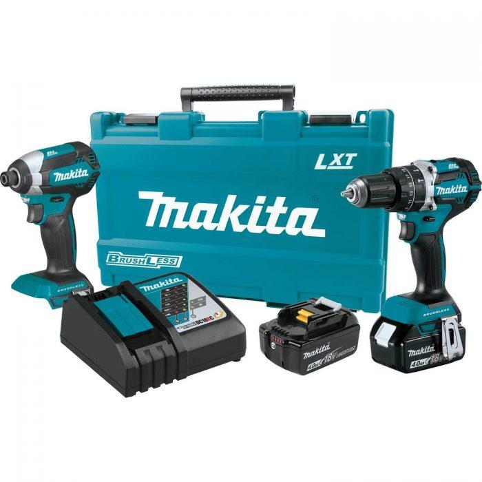 Makita XT269M סט מברגות