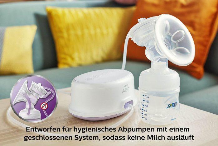 משאבת חלב חשמלית Philips Avent SCF332/31