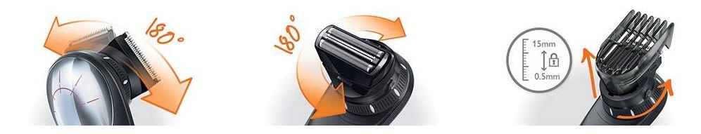 מכונת תספורת Philips QC5580/32