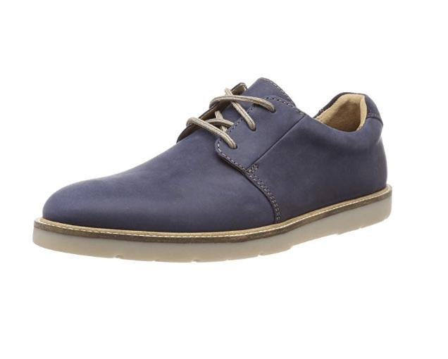 נעלי Clarks Grandin Plain Derbys קלארקס לגברים