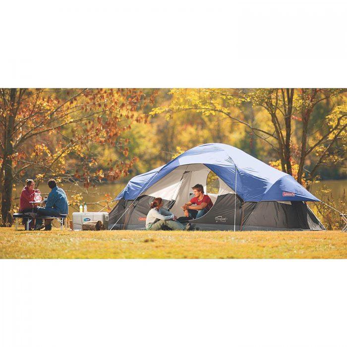 אוהל Coleman Red Canyon קולמן ל 8 אנשים