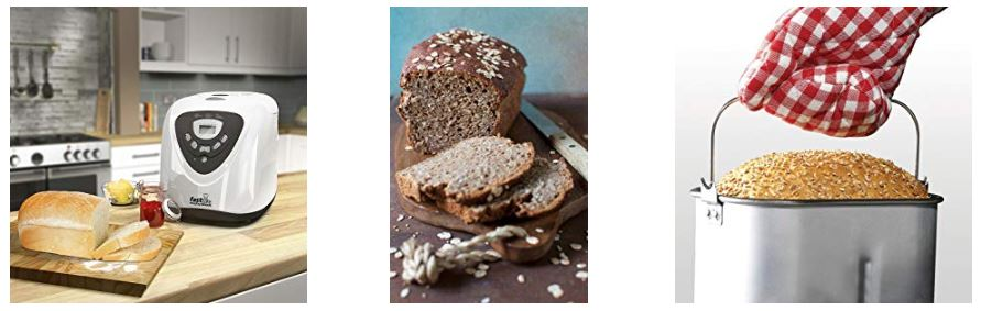 אופה לחם Morphy Richards דגם 48281