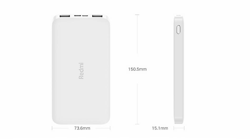 מטען נייד Xiaomi Redmi