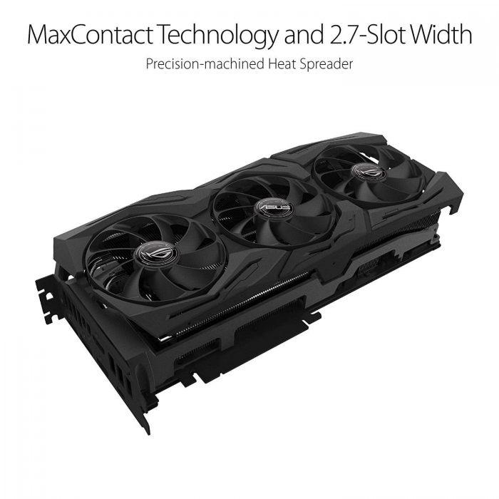 כרטיס מסך ASUS GeForce RTX 2080