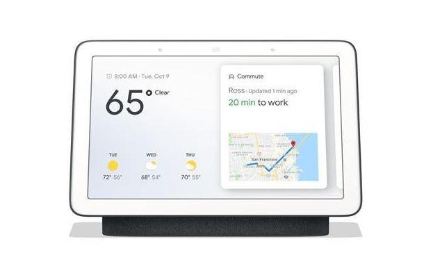 מסך חכם Google Home Hub