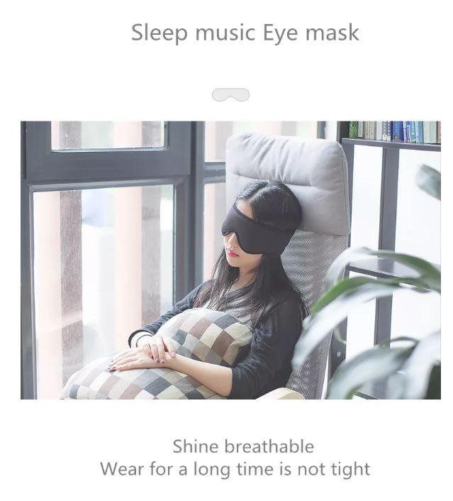 XIAOMI Sleepace כיסוי עיניים חכם