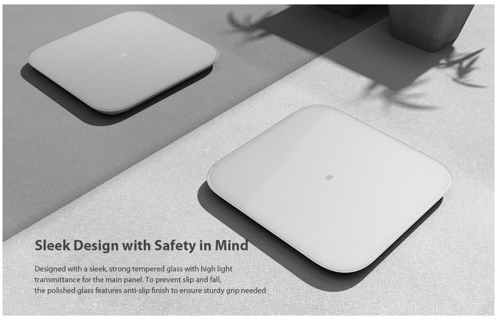 משקל חכם Xiaomi Mi Scale 2.0