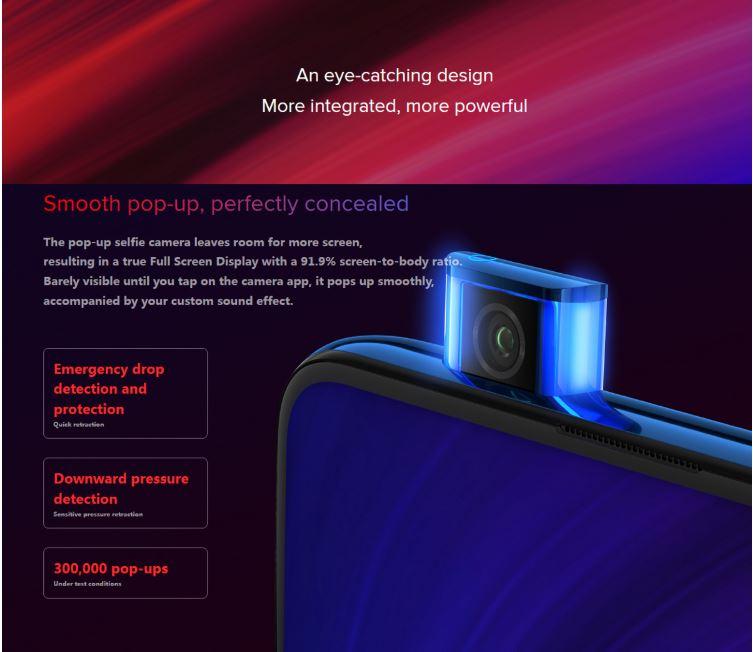 סמארטפון Xiaomi Mi 9T Pro