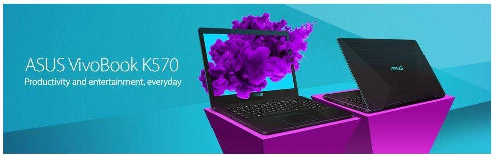 מחשב נייד 15.6 אינץ ASUS VivoBook K570UD