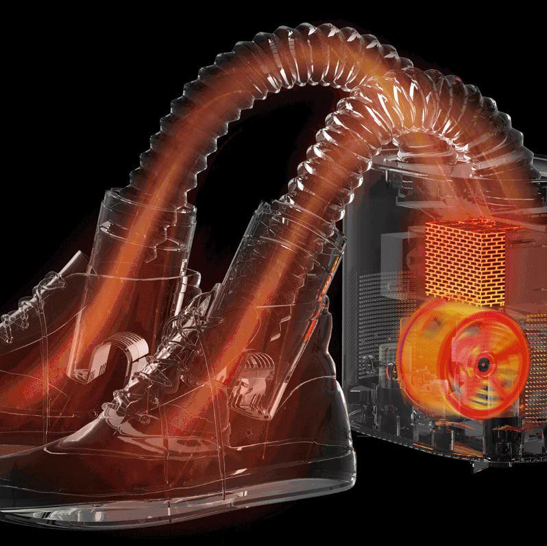 מכשיר לייבוש נעליים Deerma HX10