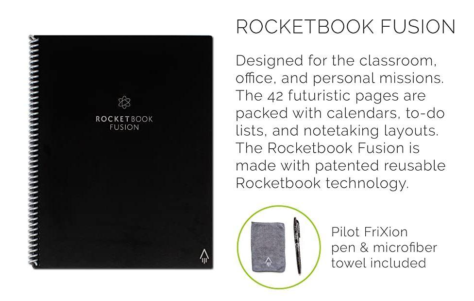 מחברת חכמה Rocketbook