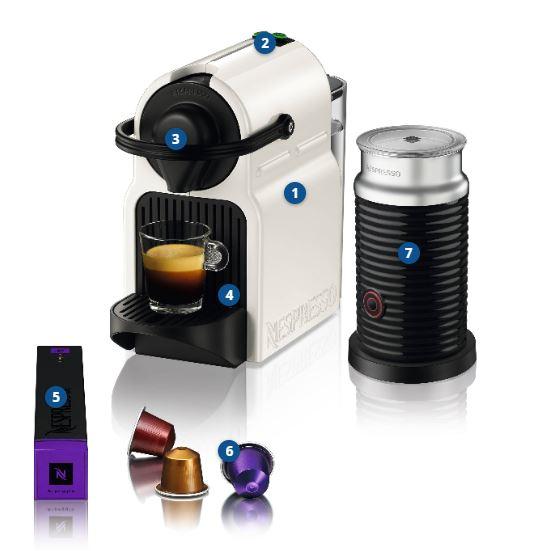 מכונת קפה Nespresso Inissia