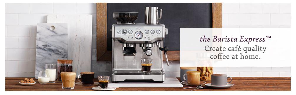 מכונת קפה מקצועית Barista Express