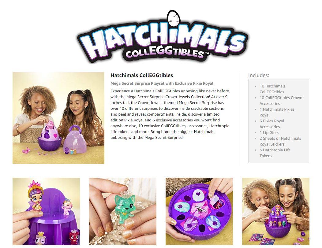 ביצת Hatchimals CollEGGtibles